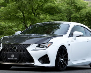 Varis - LEXUC RC F BODY KIT