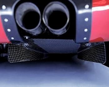 M-tecnologia - Ferrari F355 Rear Diffuser