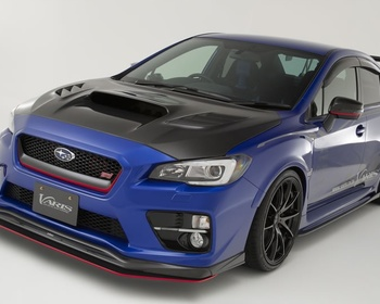 Varis - WRX STi VAB BODY KIT