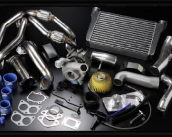 Greddy - 86/ BRZ  T518Z Bolt-On Turbo Kit