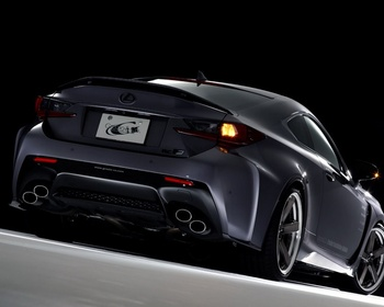 Grazio - Sport Design Body Kit - Lexus RCF