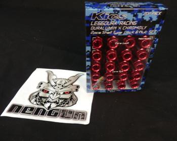 KYO-EI - Kics Leggdura Racing Nuts RL53