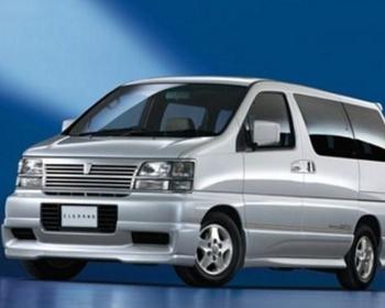 Nissan - OEM Parts - Elgrand E50