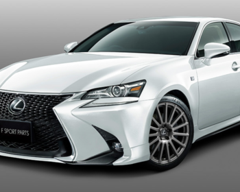 TRD - Lexus GS F Sports Parts