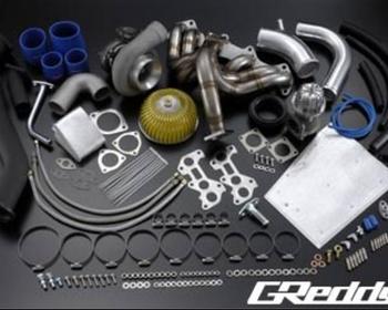 Greddy - Nissan ECR33 ER34 RB25DET SUPER TURBO KIT