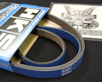 HKS - Fine Tune V Belt - Mitsubishi