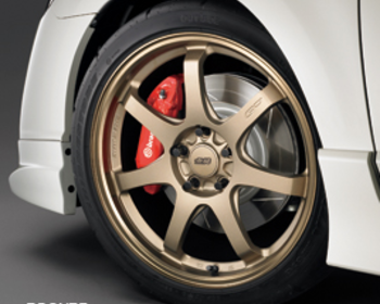 Mugen - Aluminum GP Wheel