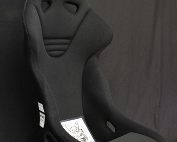RS-GE - Interior - Fixed Seat - Black