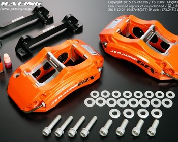 J's Racing - HYPER 6IX 6POT FRONT BRAKE KIT
