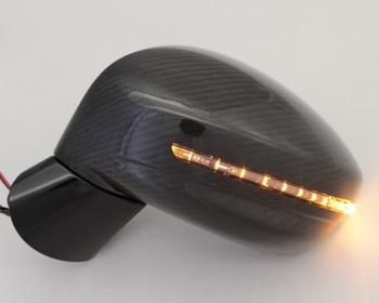 Top Secret - CARBON LED MIRRORS