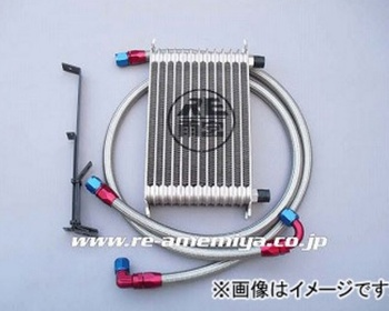 RE Amemiya - MAZDA RX8 SE3P OIL COOLER KIT