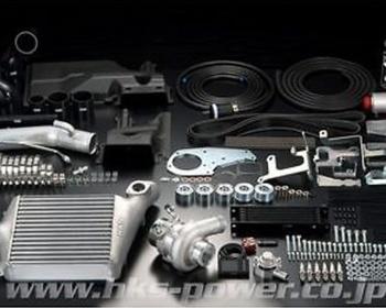 HKS - GT Supercharger ALPHARD VELLFIRE 2GR-FE