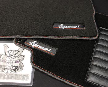Kansai Service - SUBARU HIGH QUALITY FLOOR MATS