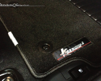 Kansai Service - MITSUBISHI HIGH QUALITY FLOOR MATS