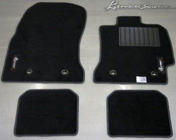 Kansai Service - TOYOTA HIGH QUALITY FLOOR MATS