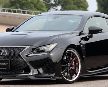 Artisanspirits - Black Label - Lexus RC-F
