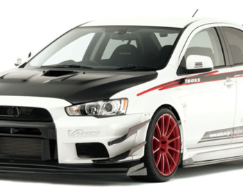 Varis - Lancer Evolution X CZ4A Wide Body Ver. 1