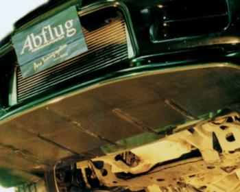 Abflug - Front Under Diffuser - R32 GTR