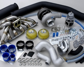 Greddy - NISSAN MAZDA MITSUBISHI FULL TURBO KITS