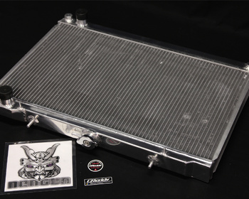 Greddy - Aluminium Radiator TW-R