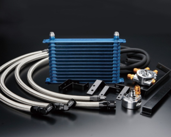 Greddy - Oil Cooler Kit - Relocation Type