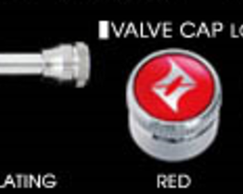 Amistad - Zelos Valve Stems and Valve Caps