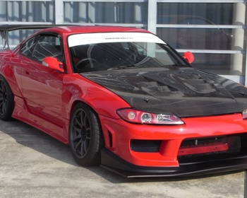 Garage Mak - Nissan S15 TYPE 5 Aero Kit
