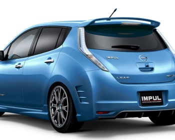 Impul - NISSAN LEAF BODY KIT