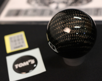 TOM'S - Carbon Shift Knob for 86