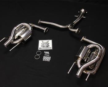 HKS - Super Sound Master (SSM) Exhaust System