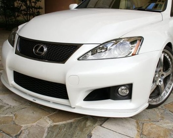 Lexus ISF Exterior Body Parts - Front Lip