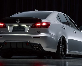 Wald - Sports Line Black Bison Edition - Lexus ISF