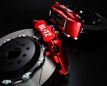 Blitz - SUBARU WRX S4 BIG BRAKE CALIPER KIT