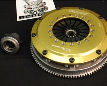 ORC - ORC409D Single Plate Clutch
