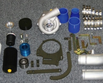 Power Enterprise - TOYOTA VOXY SUPER CHARGER KIT