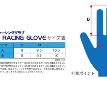 FET - 3D RACING GLOVES