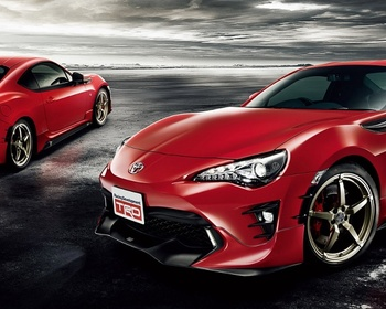 TRD - Toyota 86 Series 2 Aero Parts