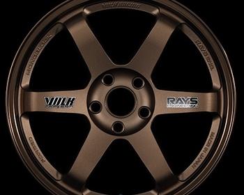 RAYS - TE37 WHEELS