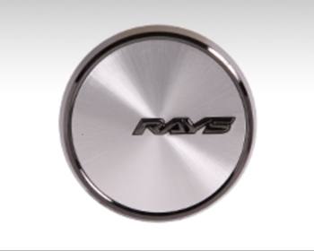 RAYS Homura 2x7 Centre Cap - Silver