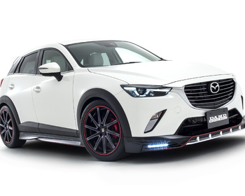 DAMD - Mazda CX3 Body Kit