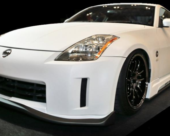 URAS - GT-Lip and Aero Parts for Z33 (Late)