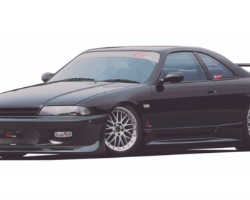 GP Sports - G-Four Aero - Skyline R33 GTS-t