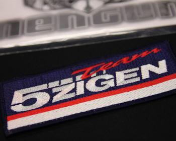 5zigen - Embroidery Emblem