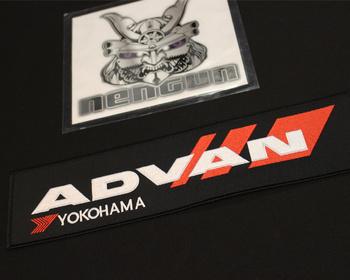 Yokohama - Advan Patch