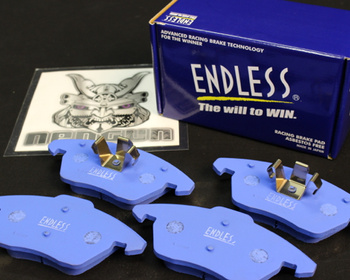 Endless - Brake Pads - Premium Compound