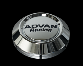 Yokohama Wheel - ADVAN Racing Low Centre Caps