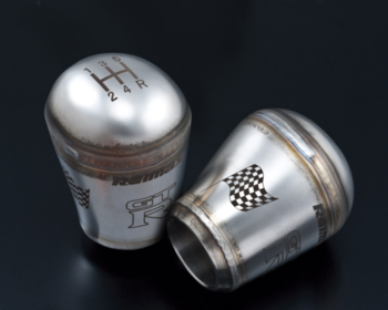 Reimax - Stainless Steel Shift Knob