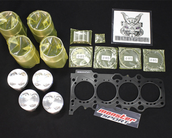 Monster Sport - M19 Kit for ZC31S