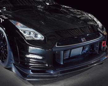 Top Secret - R35 Full Bumper Kit V2
