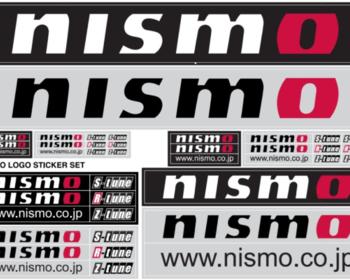 Nismo - Sticker